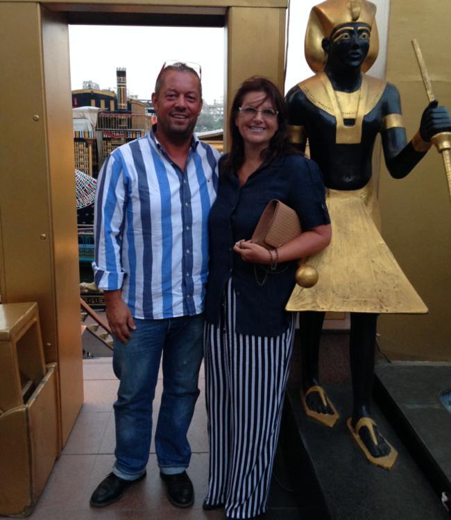 passende Kleidung in Ägypten