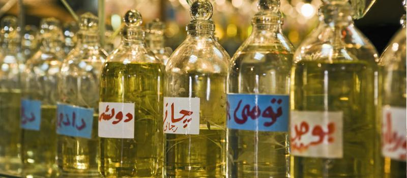In Ägypten könnt ihr herrlich günstig Parfum shoppen