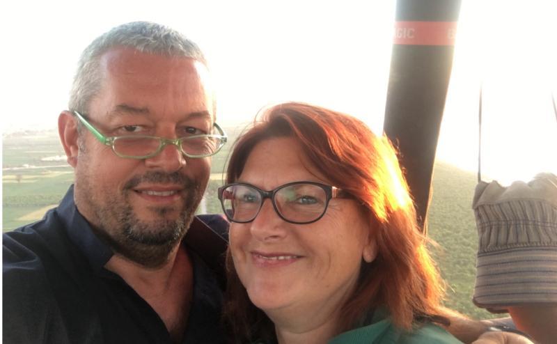 Die UrlaubsChecker aus Ägypten Astrid und Andreas
