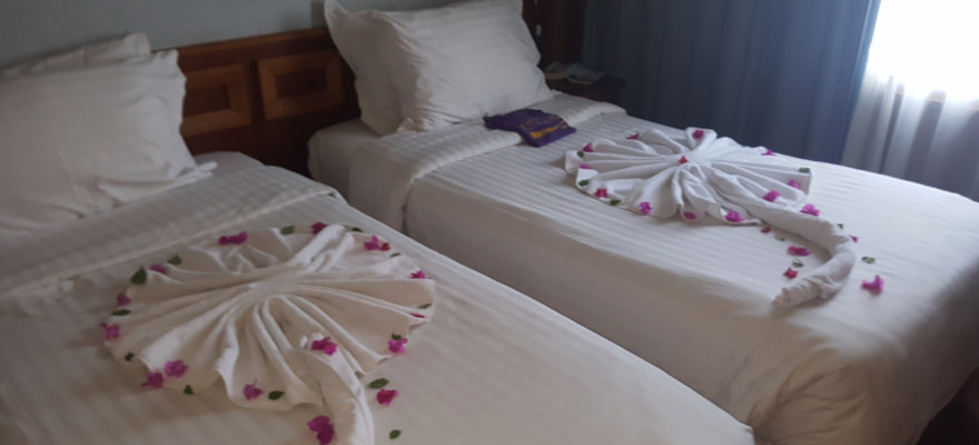 Betten Nilkreuzfahrt