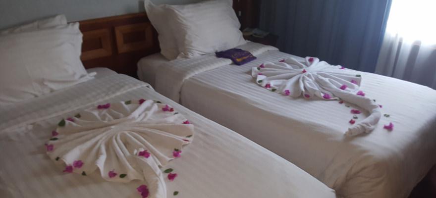 Betten, Kabine, Nilkreuzfahrt