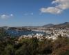 Blick auf den Hafen von Bodrum
