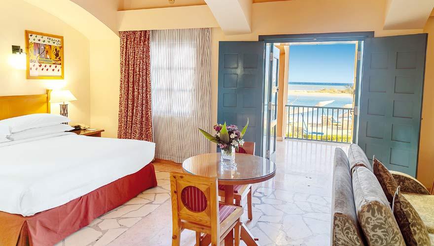 Zimmer imSheraton Miramar Resort El Gouna