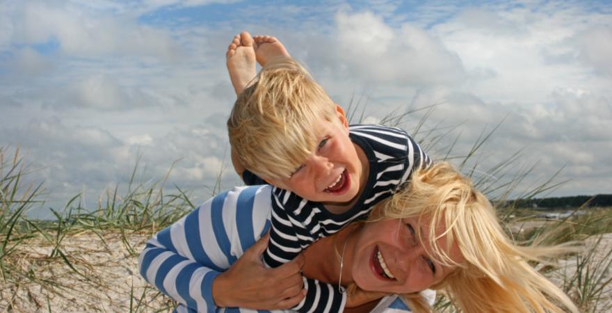 Nordsee mit Kinder