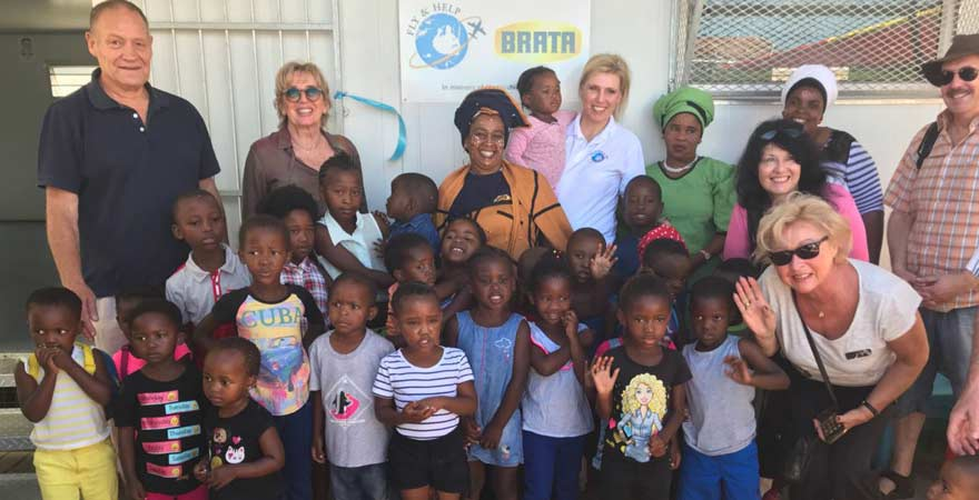 FLY & HELP Vorschule in Kraaifontein