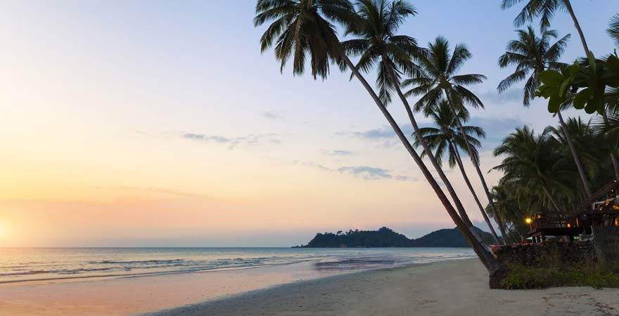 Nang Thong Beach in Khao Lak