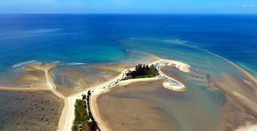 Pakarang Beach in Khao Lak, Thailand