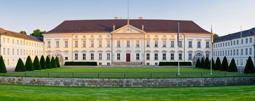 Schloss Bellevue, Sitz des Bundespräsidenten