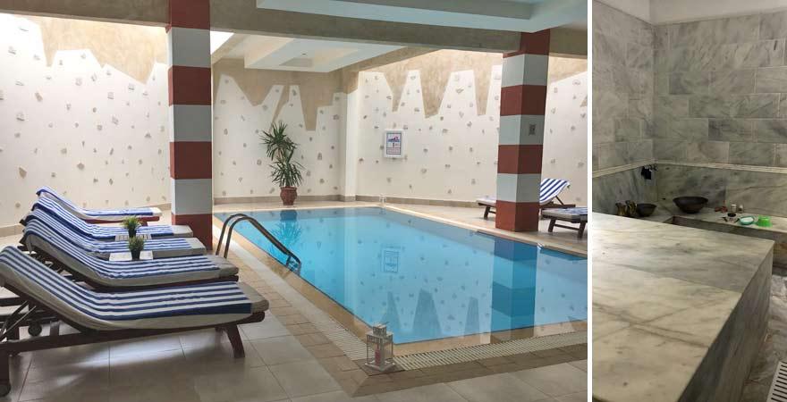 Spa mit Hallenbad und Hamam im LABRANDA Tower Bay Sharm el Sheikh