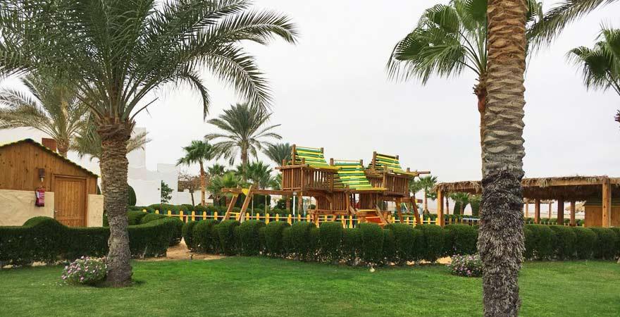 Spielplatz im LABRANDA Tower Bay Sharm el Sheikh