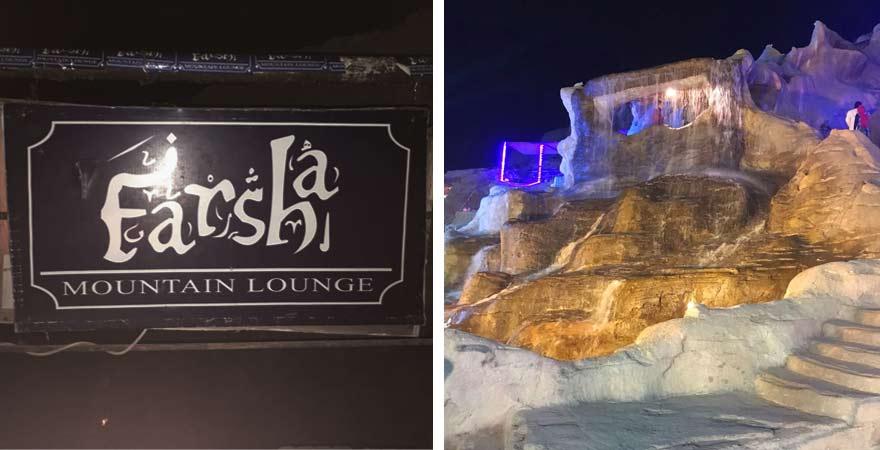 Shisha-Bar Farsha in Sharm el Sheikh