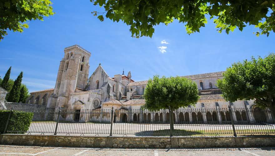 Kloster Las Huelgas bei Burgos in Spanien