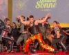 AIDA Stars auf der Bühne