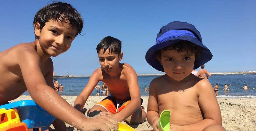 Fernando empfiehlt die Türkei für einen tollen Familienurlaub