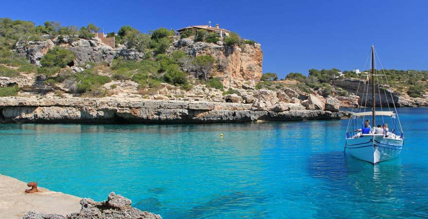 Die Ostküste von Mallorca