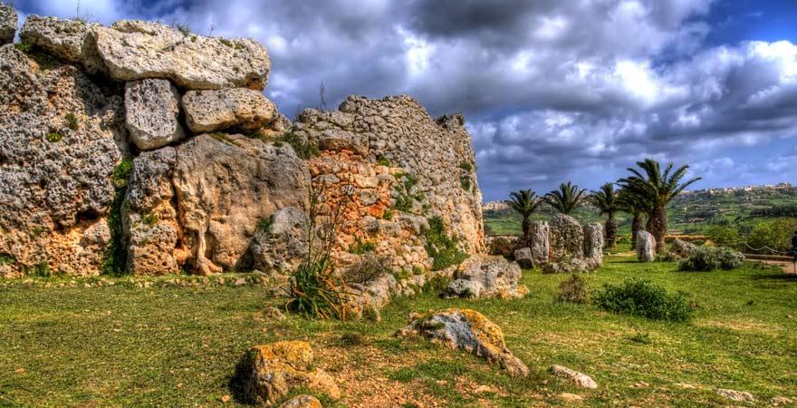 Ein toller Besuchstipp auf Malta sind die Ggantija-Tempel auf Gozo
