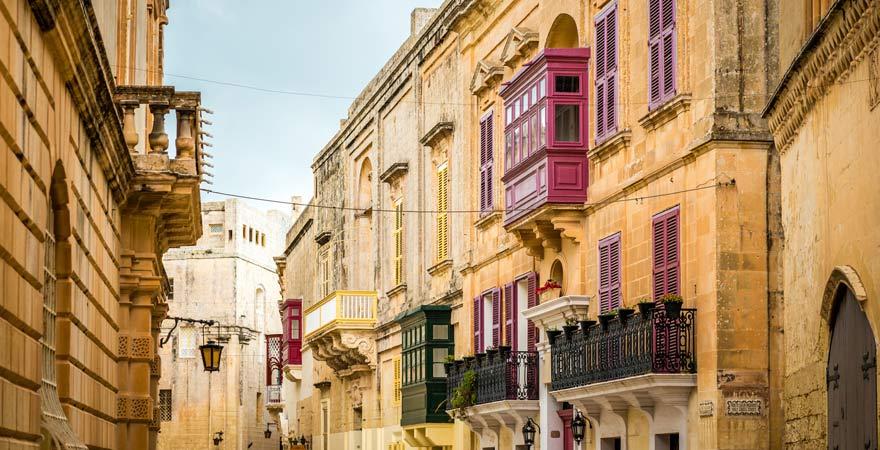 Ein echter Reisetipp, den ihr auf Malta nicht verpassen dürft: Mdina!