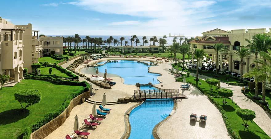 Relaxpool im Rixos Sharm el Sheikh