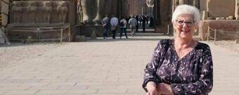 Als Senior im Ägypten-Urlaub