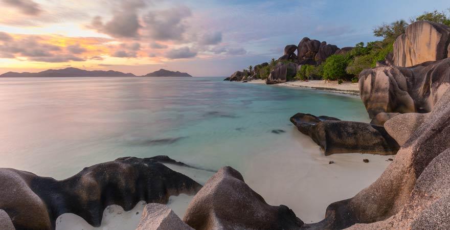 Die Seychellen sind ein beliebtes Ziel für royale Hochzeitsreisen