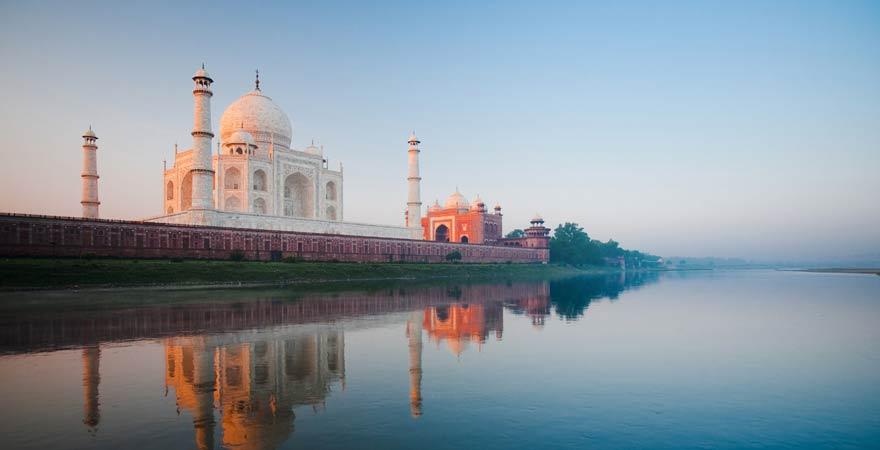 König Philippe und mathilde von Belgien reisten in den Flitterwochen nach Indien