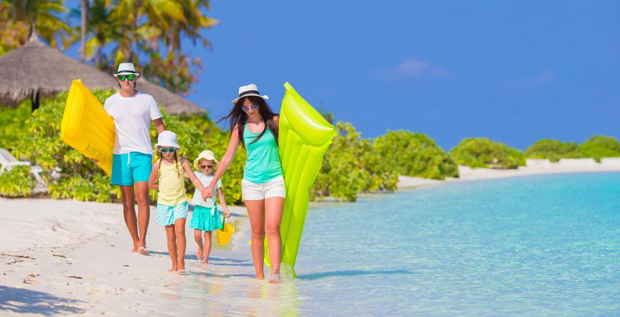 All Inclusive Familienurlaub
