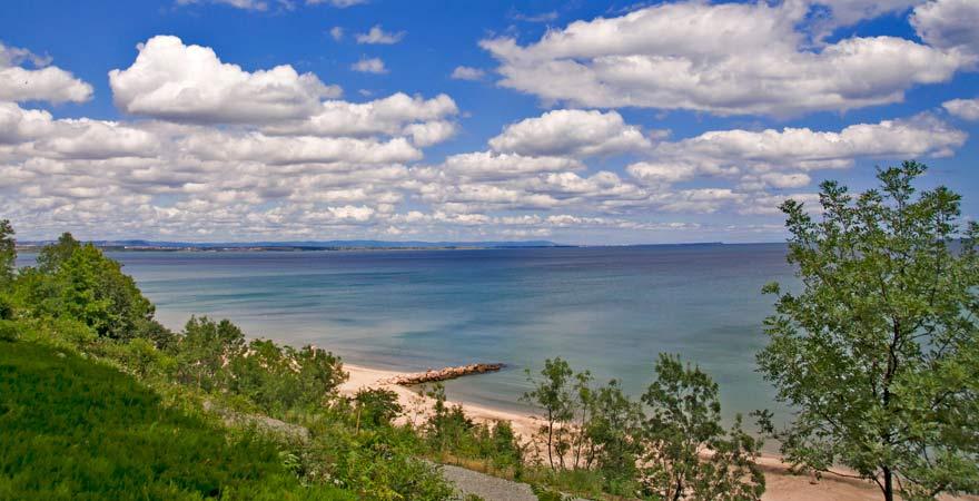 Der Strand von Burgas ist für Familienurlauber sehr beliebt