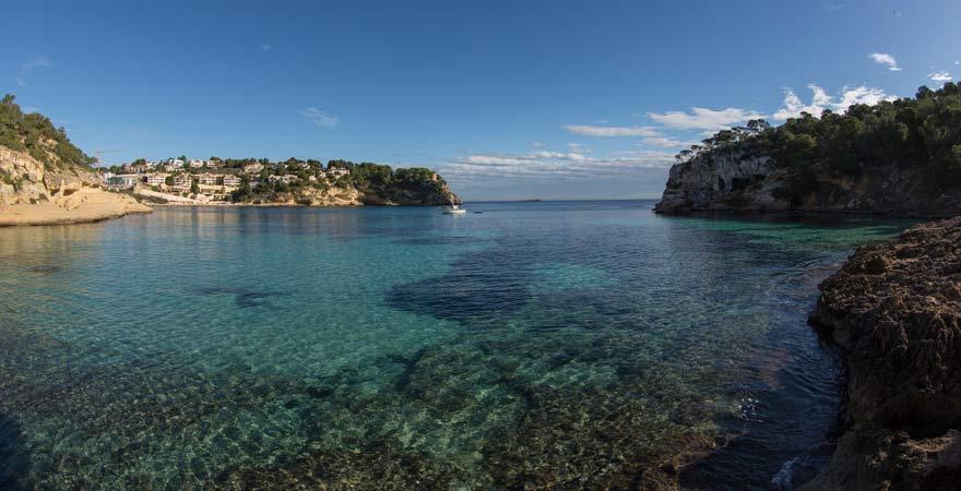 Cala de Portals Vells ist auf Mallorca wirklich ein Strand zum Verlieben!