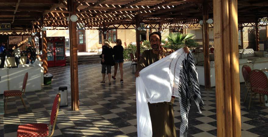 Coffeeshop in Ägypten