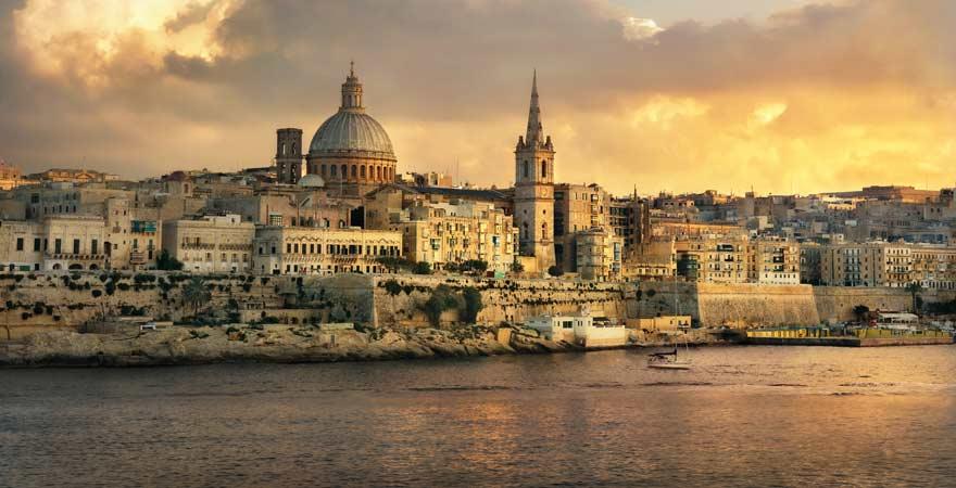 Valletta muss man beim Malta-Urlaub unbedingt gesehen haben!