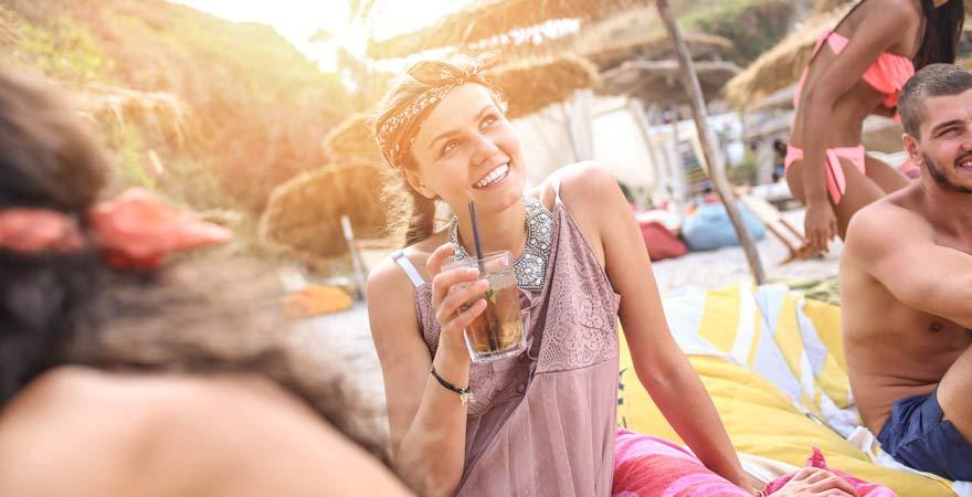 Der Goldstrand in Bulgarien ist ideal für einen ausgelassenen Partyurlaub