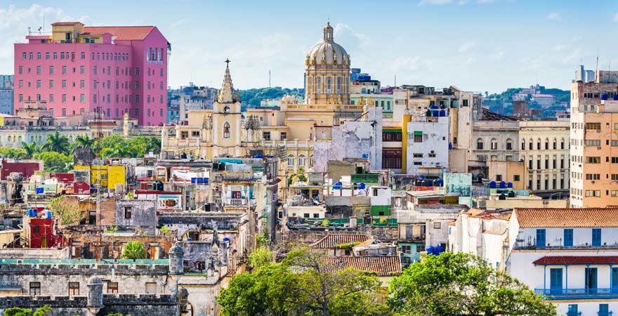 Sehenswerter Reisetipp für euren Kuba-Urlaub: Havanna