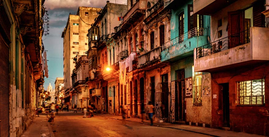 Die Straßen von Havanna - auf jeden Fall ein wichtiger Reisetipp für Kuba
