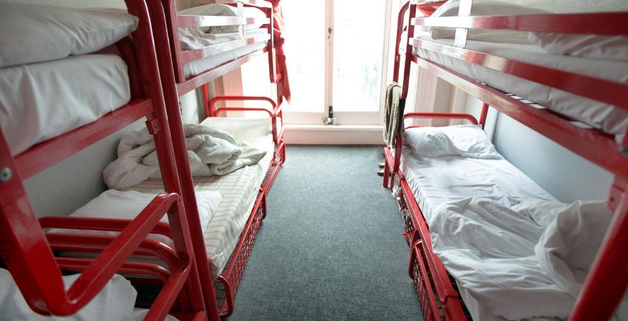 Was bedeutet ein Hostel?
