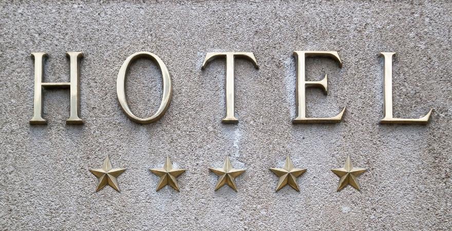 Hotelsterne Bedeutung