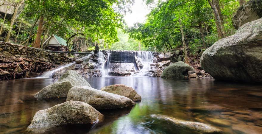 Der Huaiyang Nationalpark ist absolut empfehlenswert