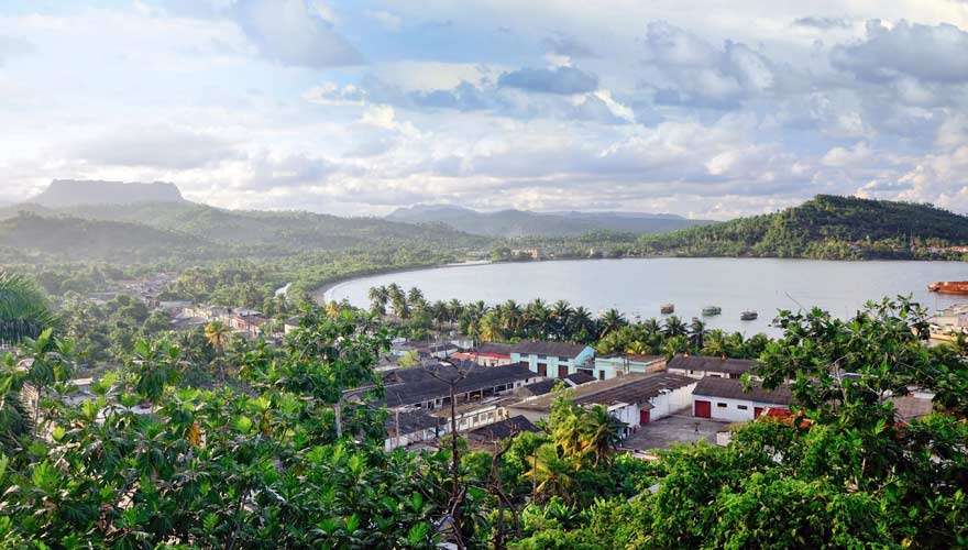 Baracoa auf Kuba