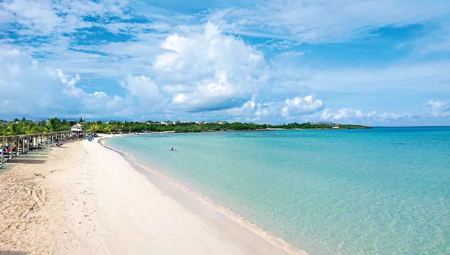 Der Strand von Cayo Santa Maria