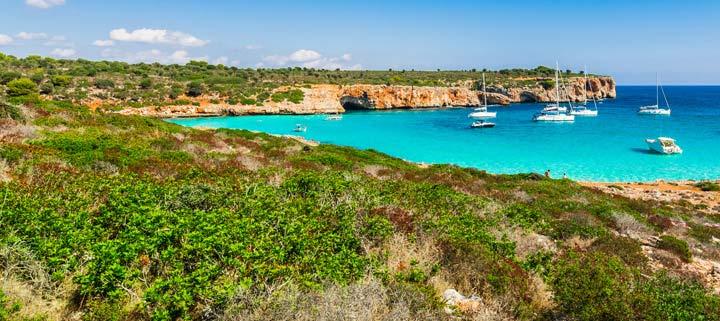 Mallorca Karte Strände.Die 11 Schönsten Strände Auf Mallorca Der Sonnenklar Tv Reiseblog