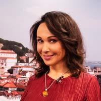 sonnenklar.TV Moderatorin Mary Amiri