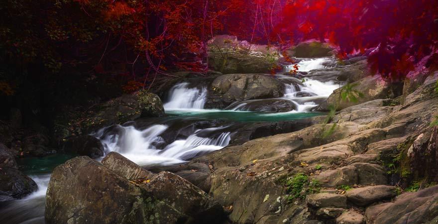 Der Pala-U-Wasserfall gehört in jeden Reisebericht über Hua Hin