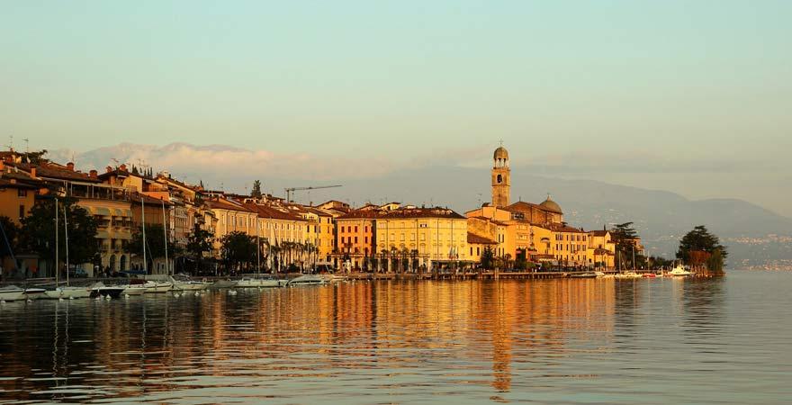 Saló am Gardasee ist ein Reisetipp für Urlauber