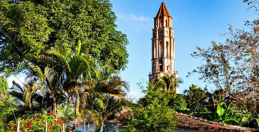 Gehört zu den Kuba-Reisetipps: Santiago.