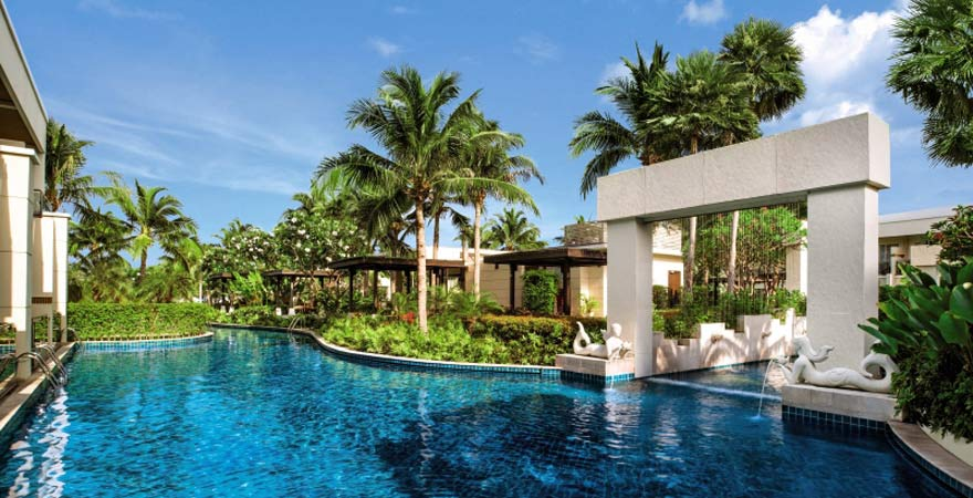 Sheraton Hua Hin Poollandschaft
