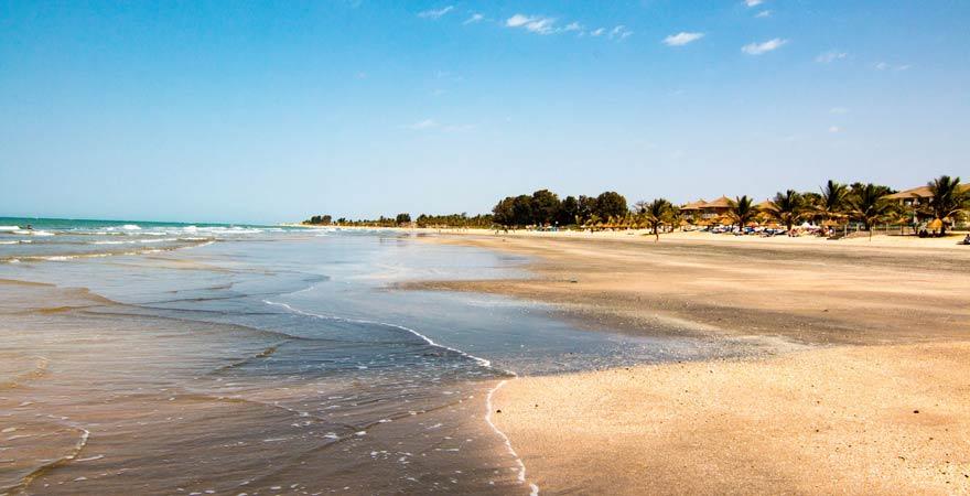 Ein Strandurlaub in Gambia bietet sich definitiv an