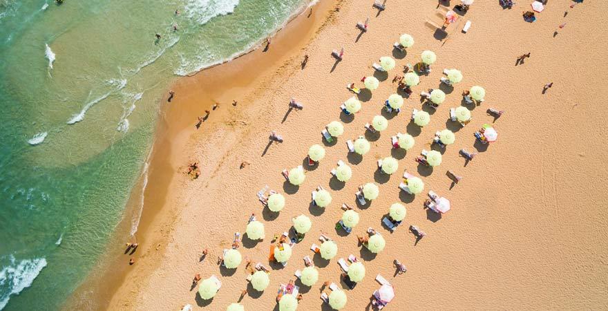 Strandurlaub in Bulgarien - auch das ist Thema in unseren Reisetipps