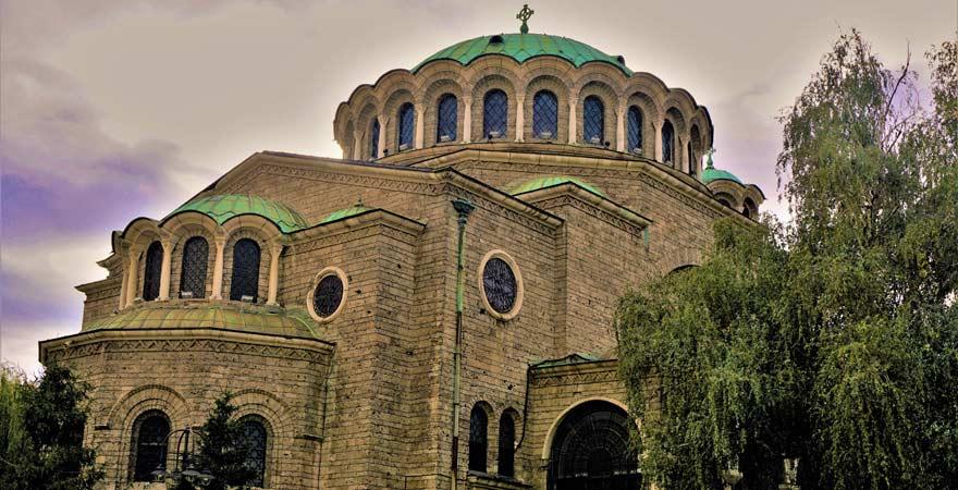 Kathedrale Sveta Nedelja, Sofia