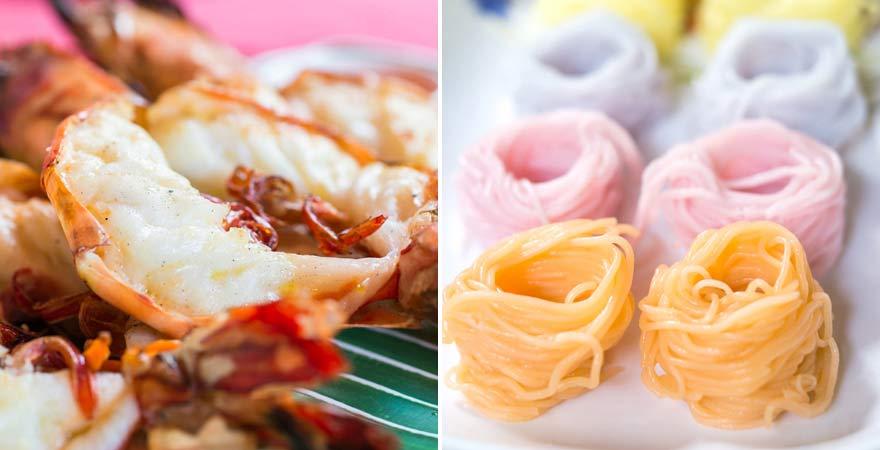 Beispiele für Thai-Essen
