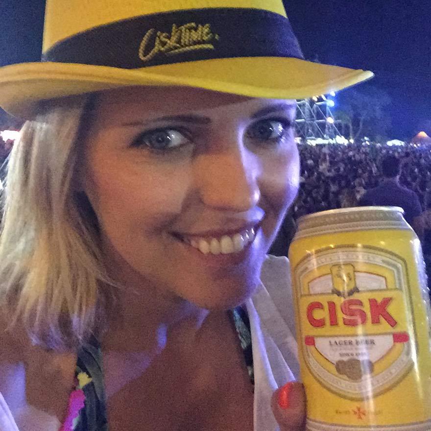 Feiern auf Malta: Bier Cisk