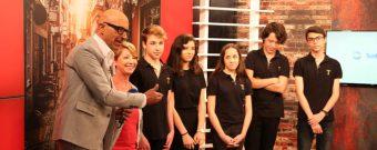 Schüler von der Deutschen Schule Bodrum zu Gast bei sonnenklar.TV